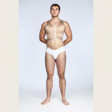 Жилет мужской компрессионный, послеоперационный и для спорта