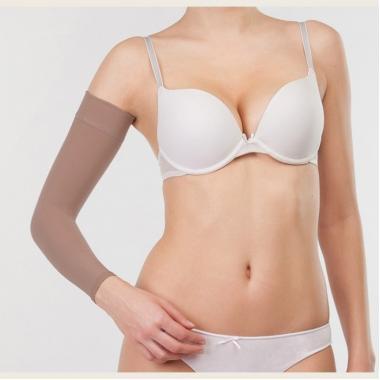 Компрессионный рукав после мастэктомии операции на груди, удлинненный 2 компрессии
