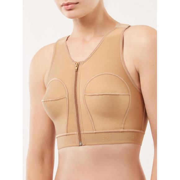 Ортопедический топ бюстгальтер - бандаж для груди
