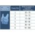 Компрессионный топ бюстгальтер (закрытый) после операции мастопексии, реконструкции груди