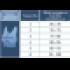 Комплект стабилизаторов для компрессионного бюстгальтера (3 шт)