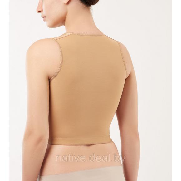 Компрессионный жилет женский для груди послеоперационный,  для больших размеров