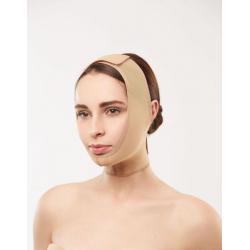 Компрессионная маска, не заходящая за ухо, инъекции, уколы, нити