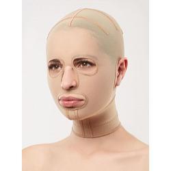 Компрессионная маска закрытая (по заказу)