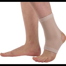 Бандаж эластичный для фиксации голеностопного сустава (носок)