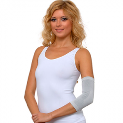 Бандаж эластичный для фиксации локтевого сустава БЛС