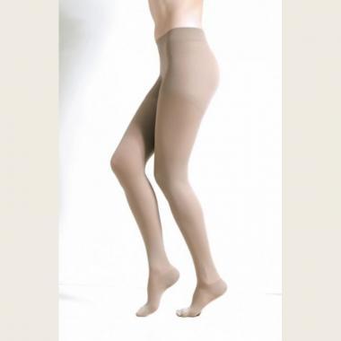 Компрессионные колготы с открытым носком высокой компрессии