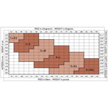 Колготки компрессионные профилактические (15-18 mmHg) 70 den коричневые плотные