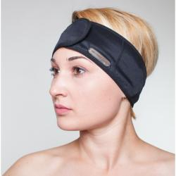 Полоска повязка на голову послеоперационная. Бандаж после отопластики